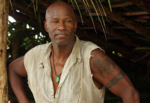 Phillip Sheppard from Survivor: Redemption Island