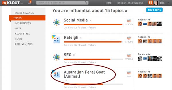 Australian Feral Goat (Animal)