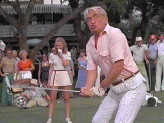 """The world needs ditch diggers too"" - Judge Smails in Caddyshack"