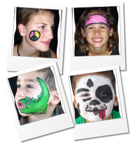 Face Painting in Cary, NC