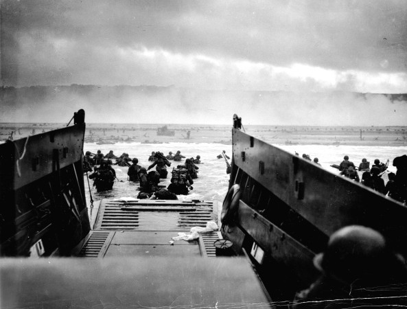 D-Day - Launch Day