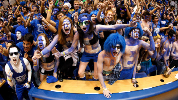 Duke Crazies